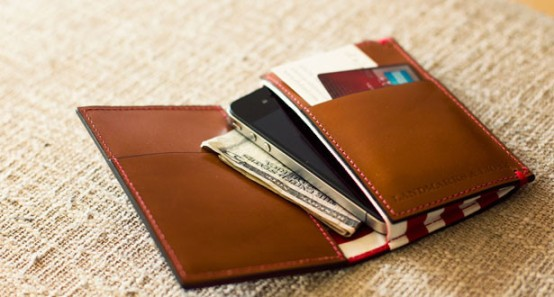 iPhone Wallet by Landmarks & Lions