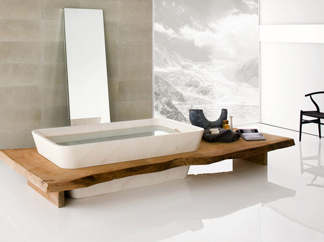 Vitality Bath by Neutra