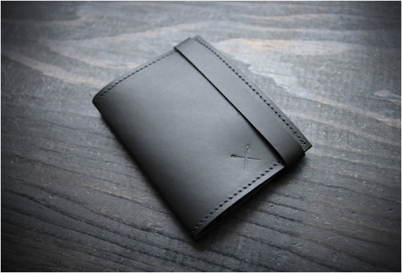 Draught Dry Goods Leather Wallet