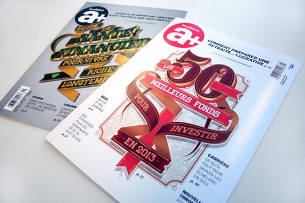 a+ Magazine, 2013