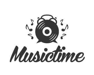 Music Time by BossTwinsArt