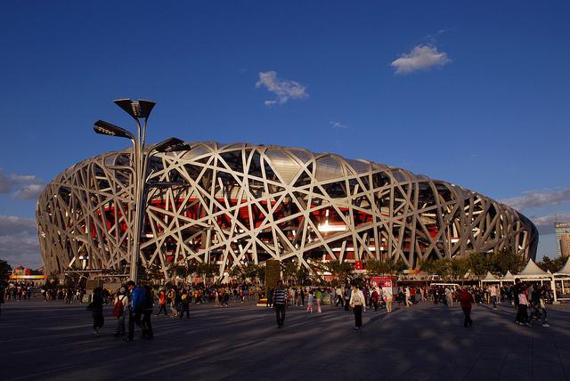 Bird Nest in Beijing