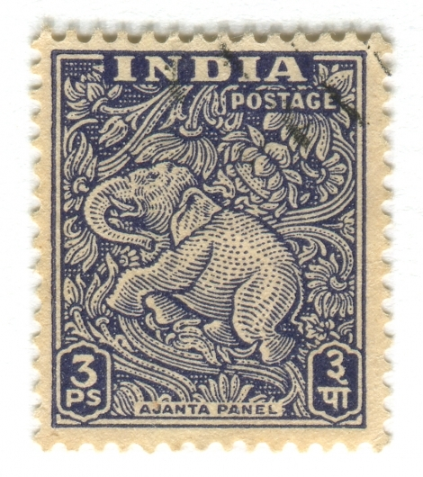 India Postage Stamp