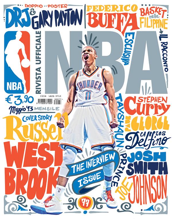 NBA Cover