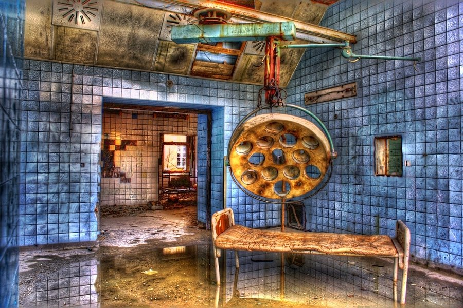 abandoned hopes in surgery hdr by evrengunturkun d395g2e1 70 Jaw Dropping HDR Photographs