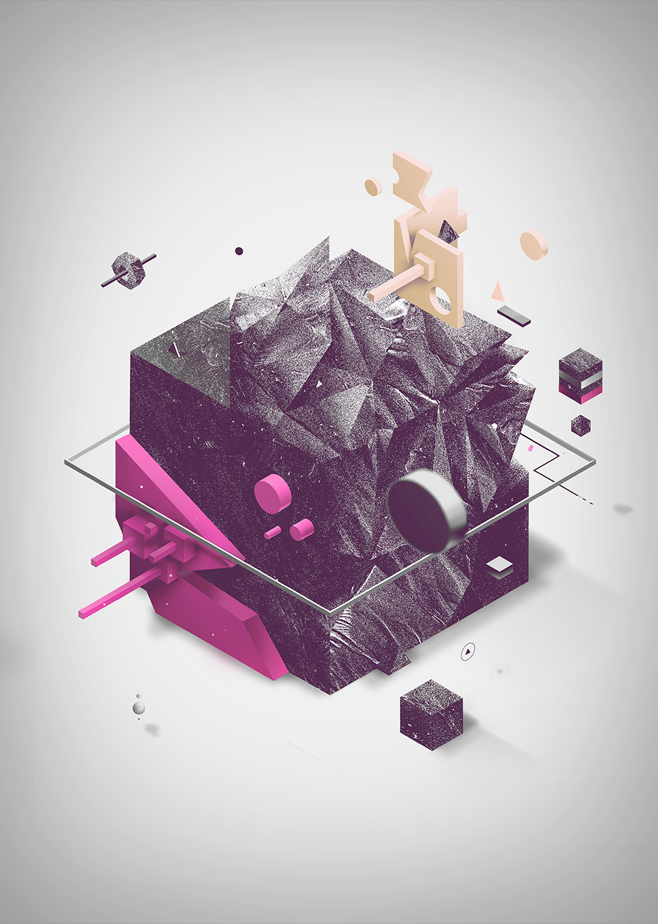 20 Amazing Graphic Design Works by Rogier de Boeve ...