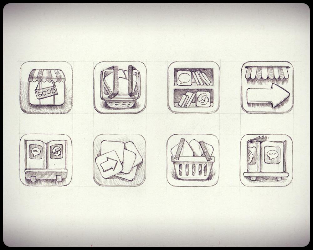 App Store icon by Artua
