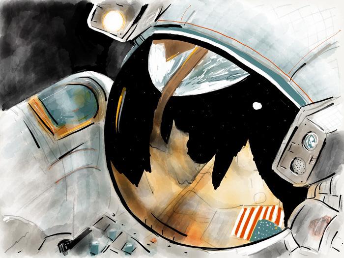 Astronautinspace