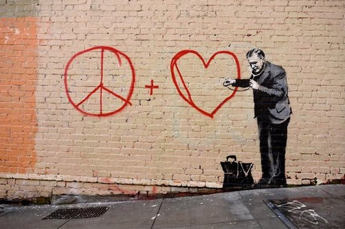 Banksy Street Art (1)