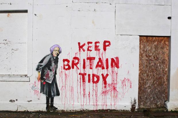 Banksy Street Art (10)