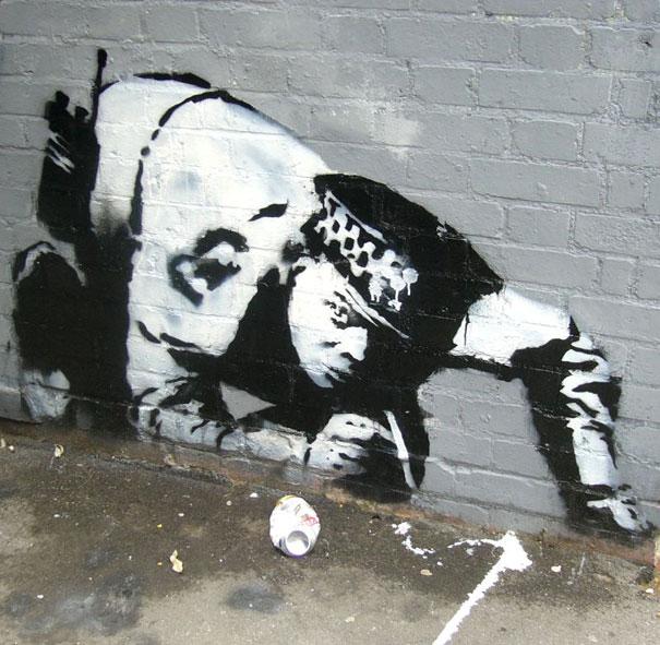 Banksy Street Art (4)