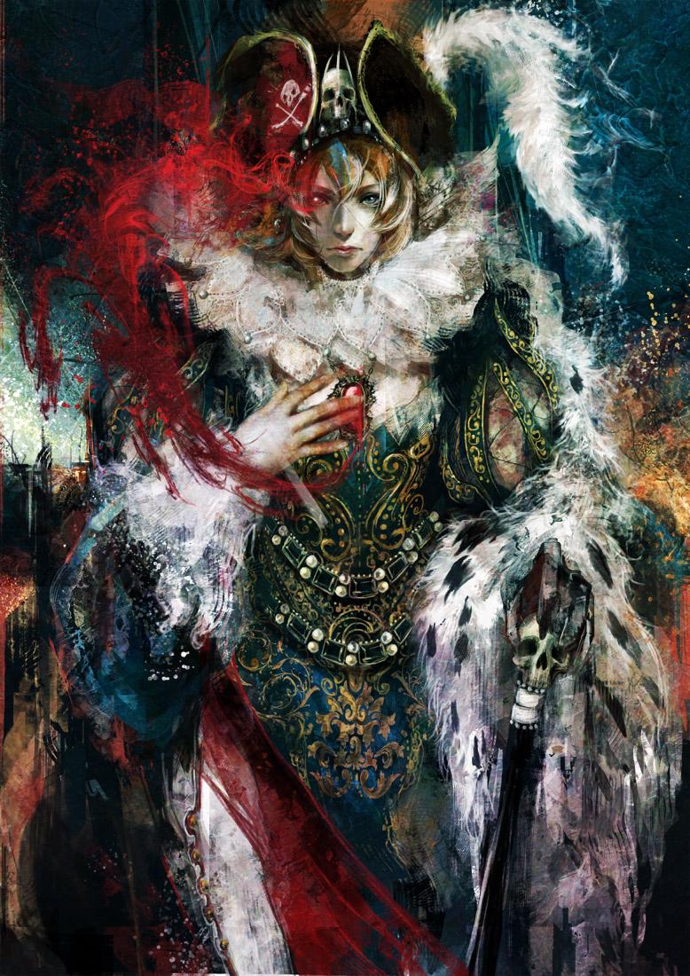 Bloodstone Baroness