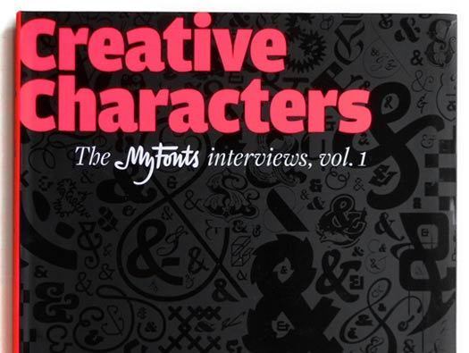 books creative char lead1 15 Enlightening Books for Typography Enthusiasts