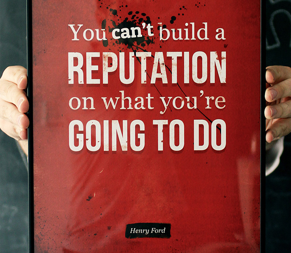 Build-a-Reputation