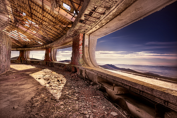 buzludzha by david nightingale 70 Jaw Dropping HDR Photographs