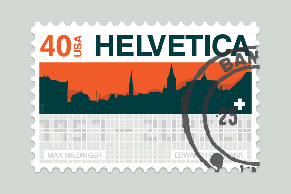 Tribute to Helvetica