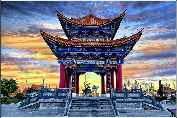 china yunnan 70 Jaw Dropping HDR Photographs