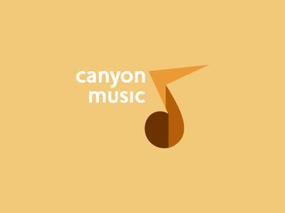 Canyon Music by Ivan Bobrov