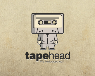 Tapehead by XBlueDivision