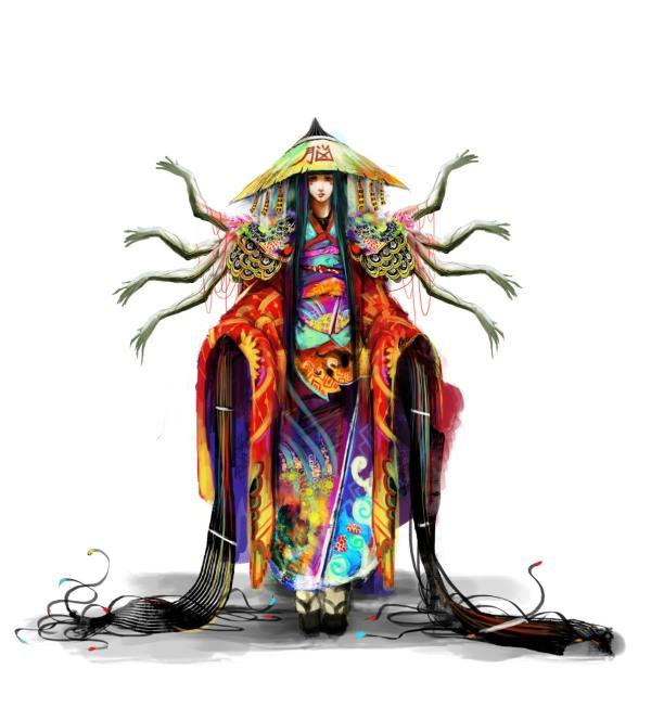 Data Priestess
