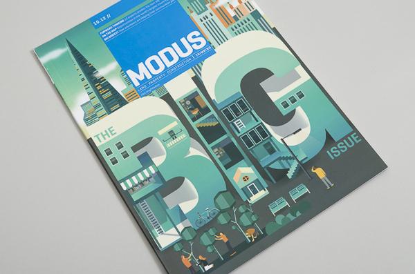 Modus Magazine Cover