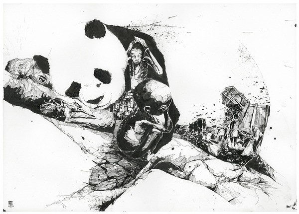 Fine Drawings and Illustrations by Simon Prades (12)
