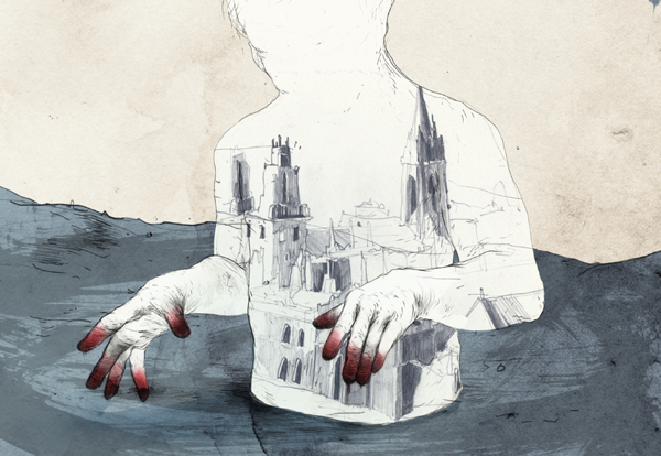 Fine Drawings and Illustrations by Simon Prades (2)