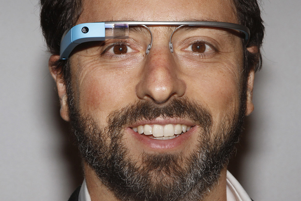 google glass sergey brin Google Glass – What's All The Fuss About?