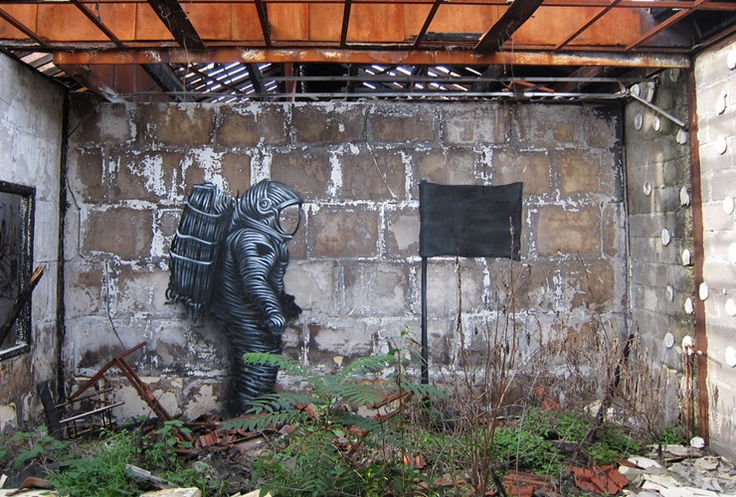 graffiti art by phlegm 2 4 Graffiti Artists to Watch in 2013