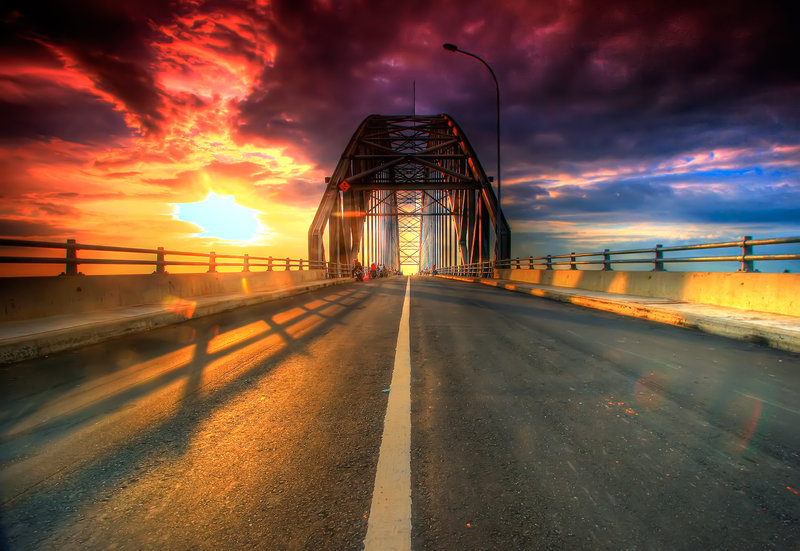 HDR Rumpiyang Bridge by Aulia Rahman