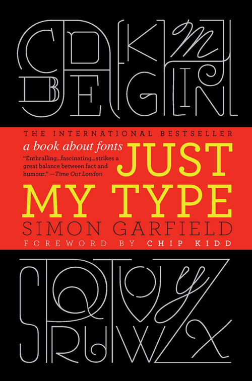 just my type1 15 Enlightening Books for Typography Enthusiasts