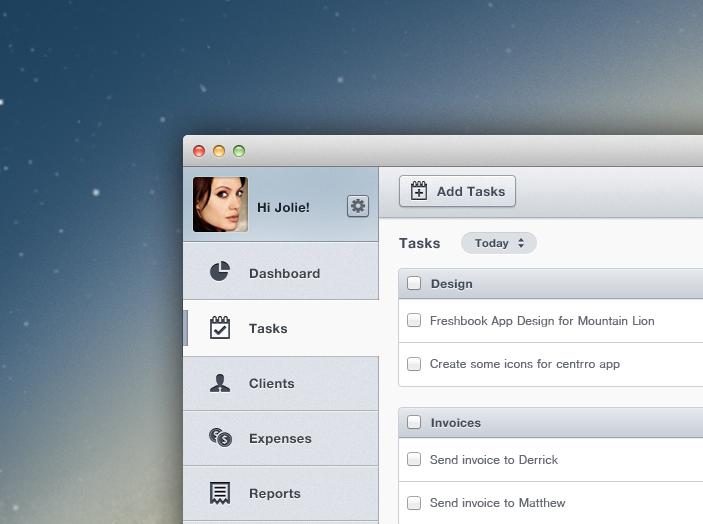 Invoice App by Tanveer Junayed