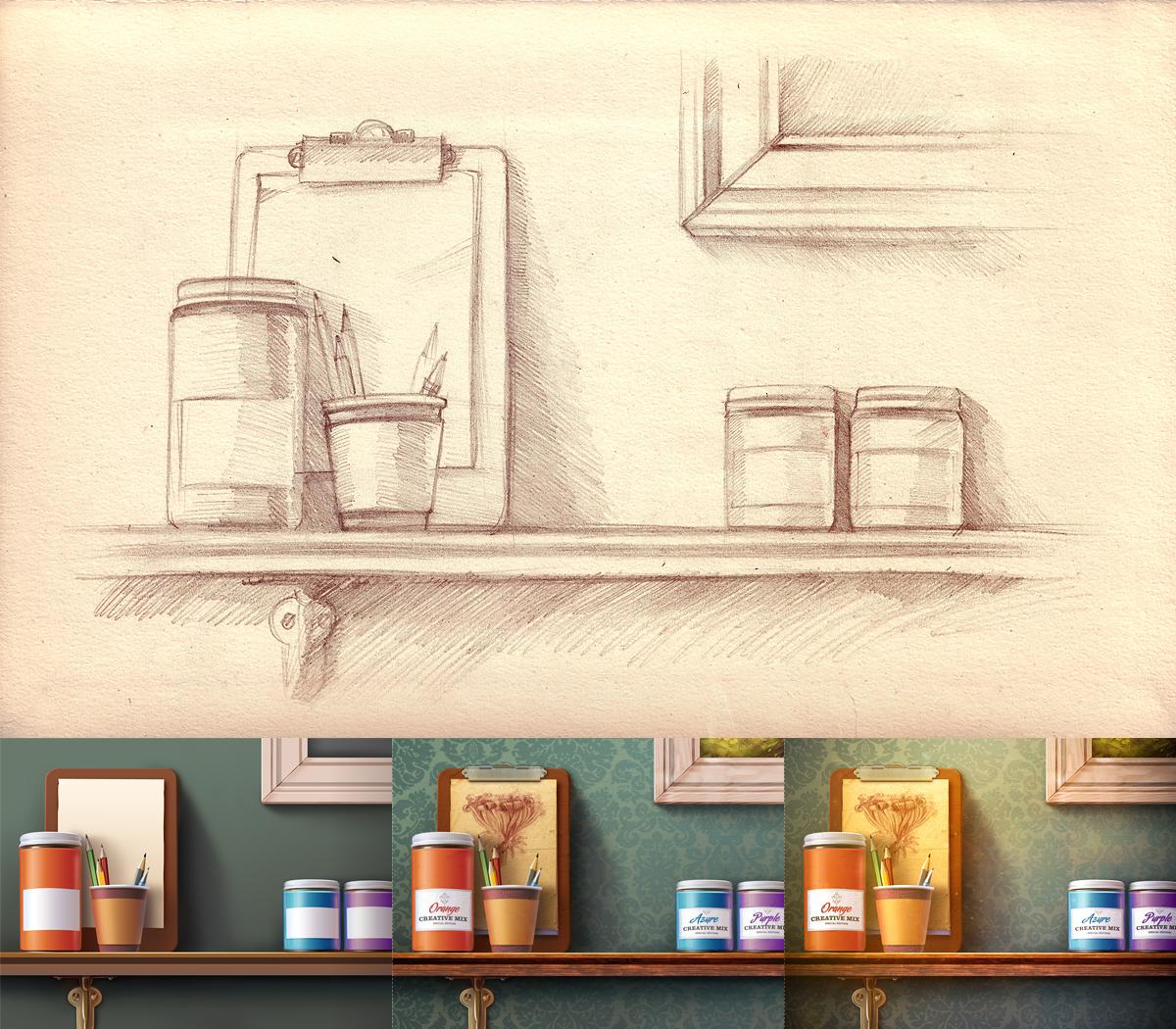 Shelf by Mike | Creative Mints