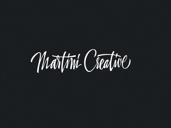 Martini Creative Logo