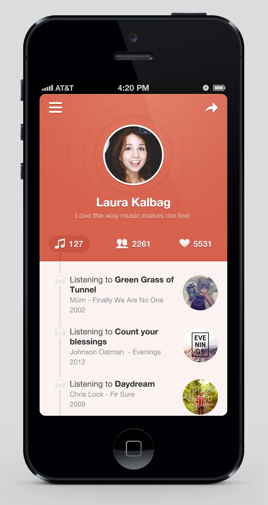 Musix app by Scardi Shek