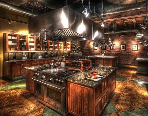 My Kitchen HDR by Evren Gunturkun