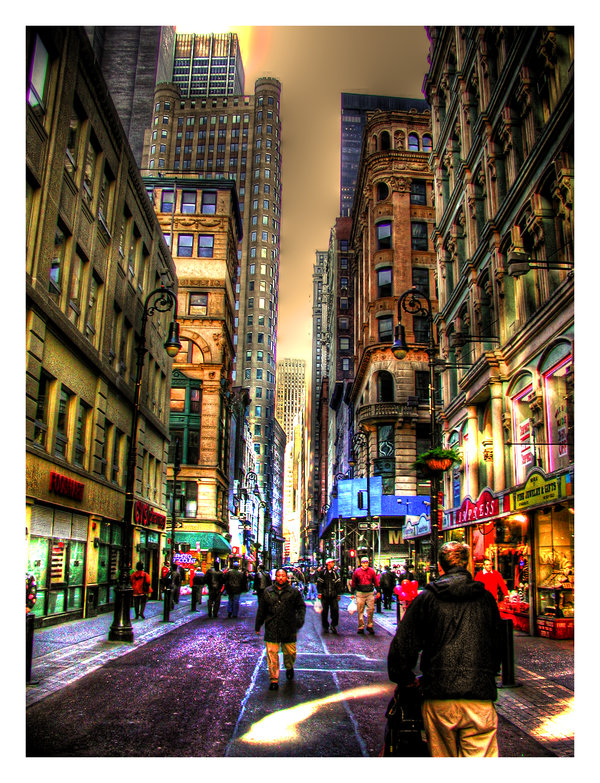 New York HDR by Greycamera