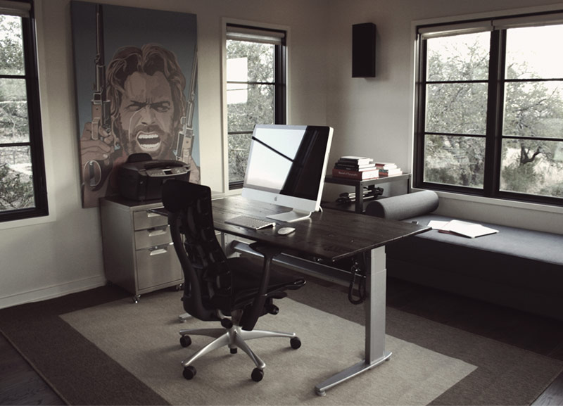 Workspace   Trent Walton