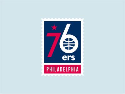 Philadelphia 76ers by Alen Type08 Pavlovic