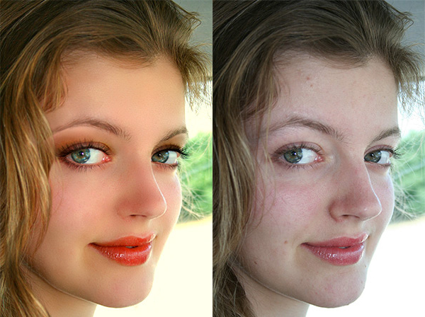 Photo VP - Retouching Natural to Extreme