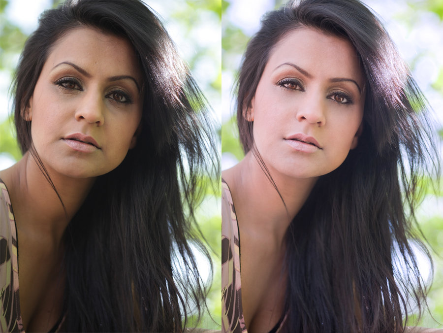 retouching by curcabeata d3fj40c1 Retouching Inspiration: 30 Incredible Before and After Photos