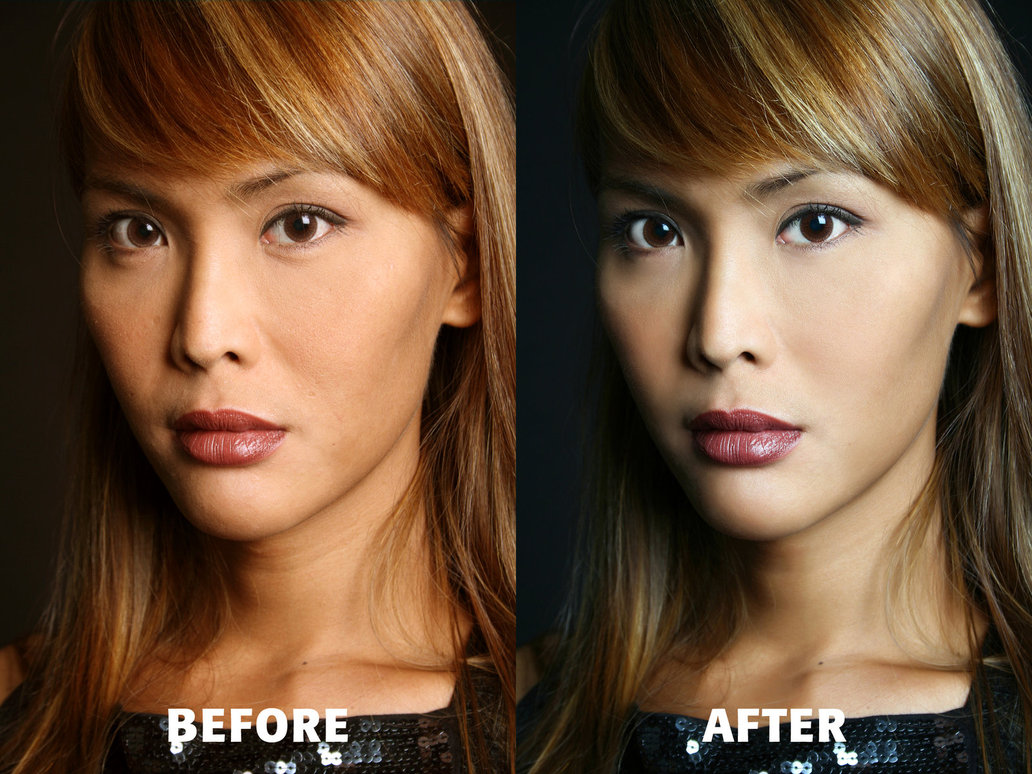 Retouching Tutorial by ~ikonvisuals