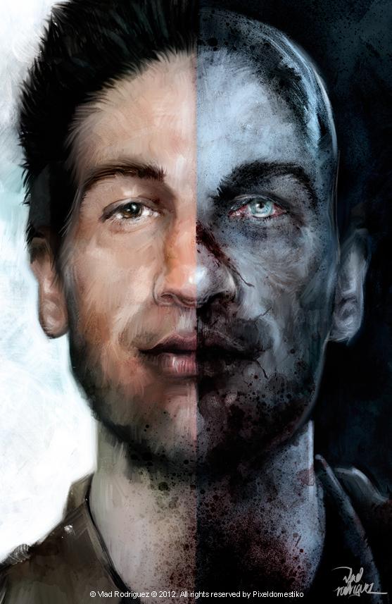 Shane Walsh by Vlad Rodriguez