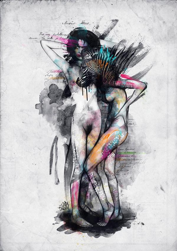 Staggering Illustrations by Vadi Tkachev (29)