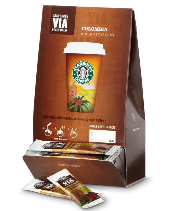 starbucks via ready brew 20+ Awesome Gifts For Coffee Lovers