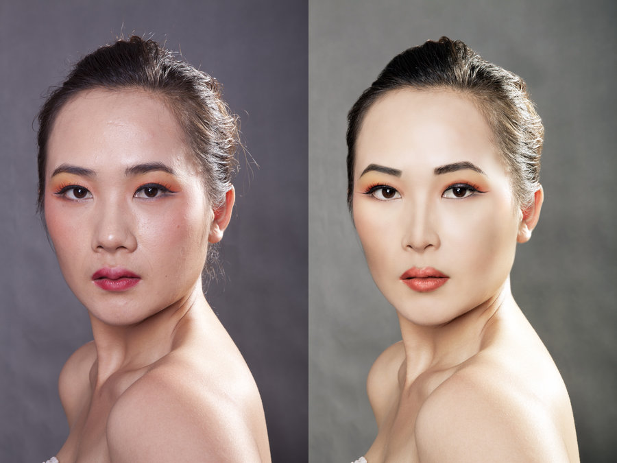staring retouch by pacoelaguadillano d3en6j71 Retouching Inspiration: 30 Incredible Before and After Photos