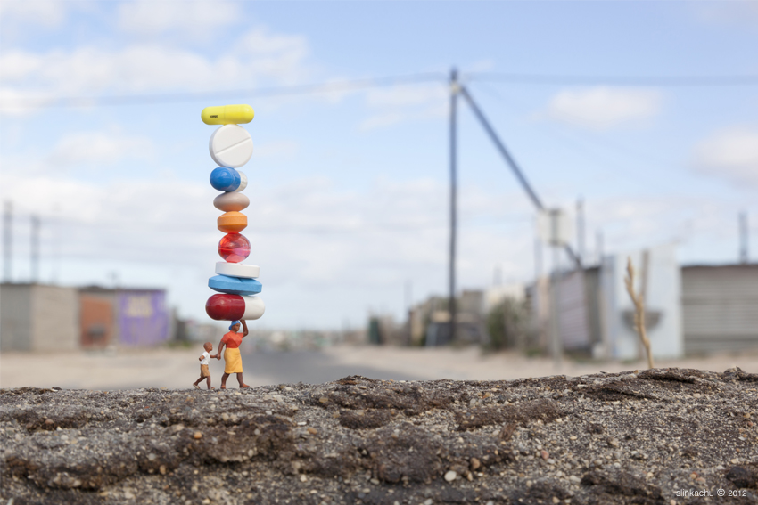 Street Art by Slinkachu (7)