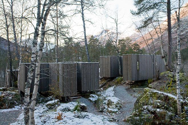 The Juvet Landscape Hotel (2)