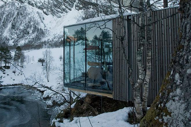 The Juvet Landscape Hotel (3)