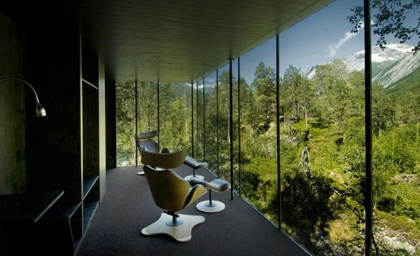 The Juvet Landscape Hotel (4)